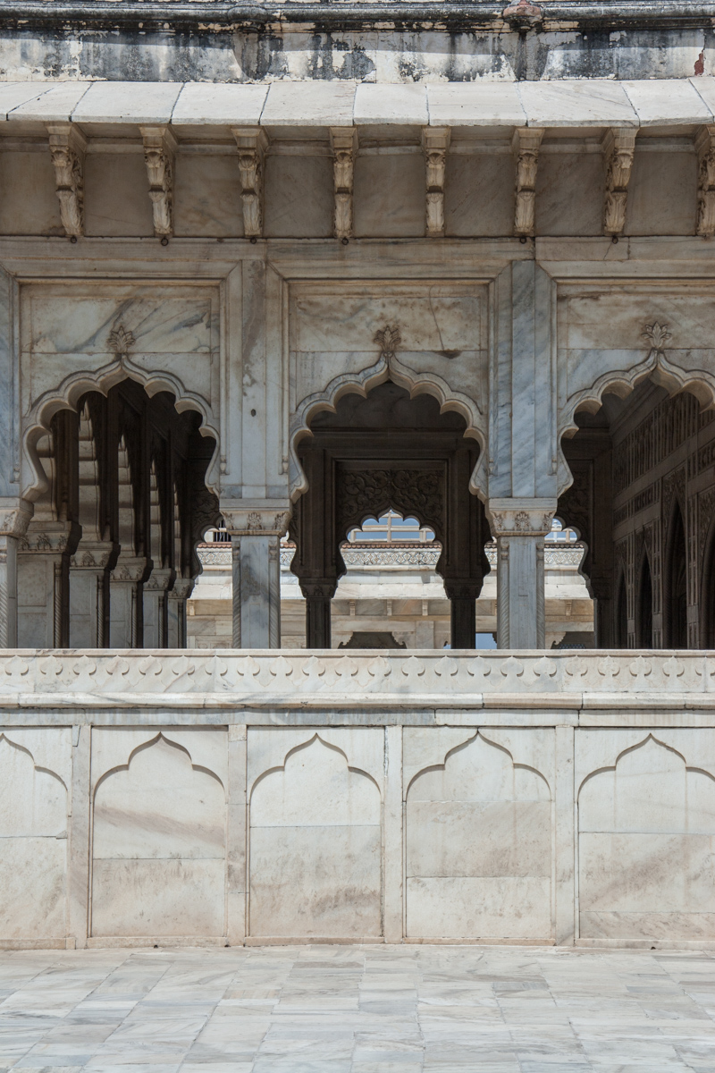 Looking into the Diwan-i-Am