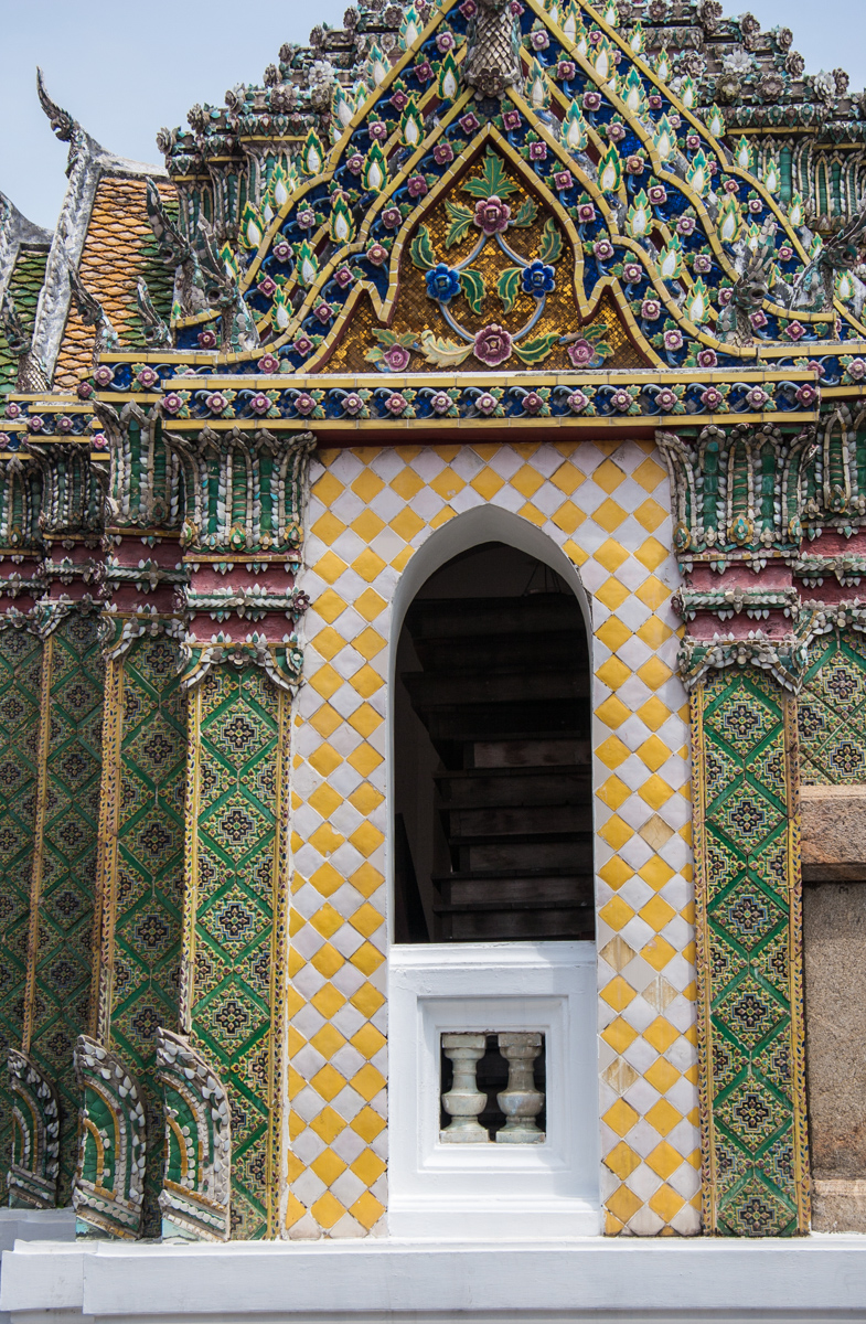Gandhara Buddha Chapel