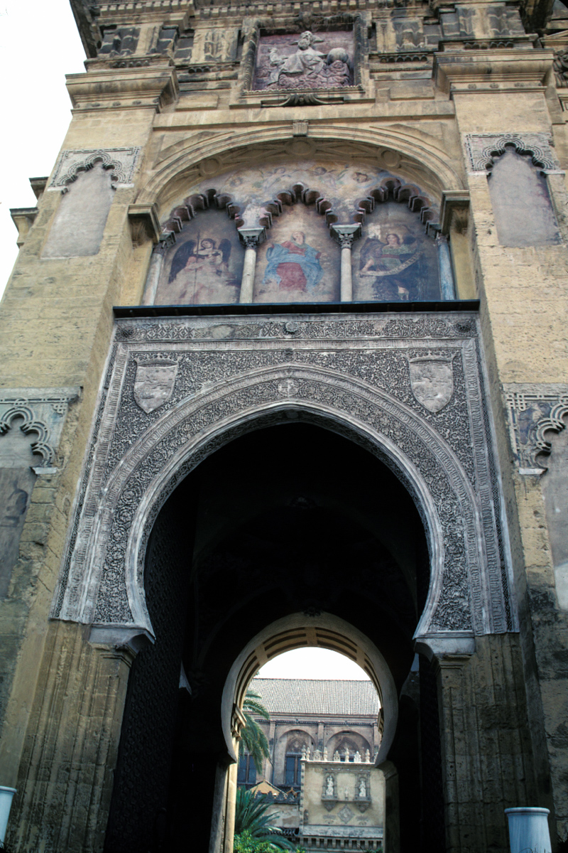 Mezquita Entrance