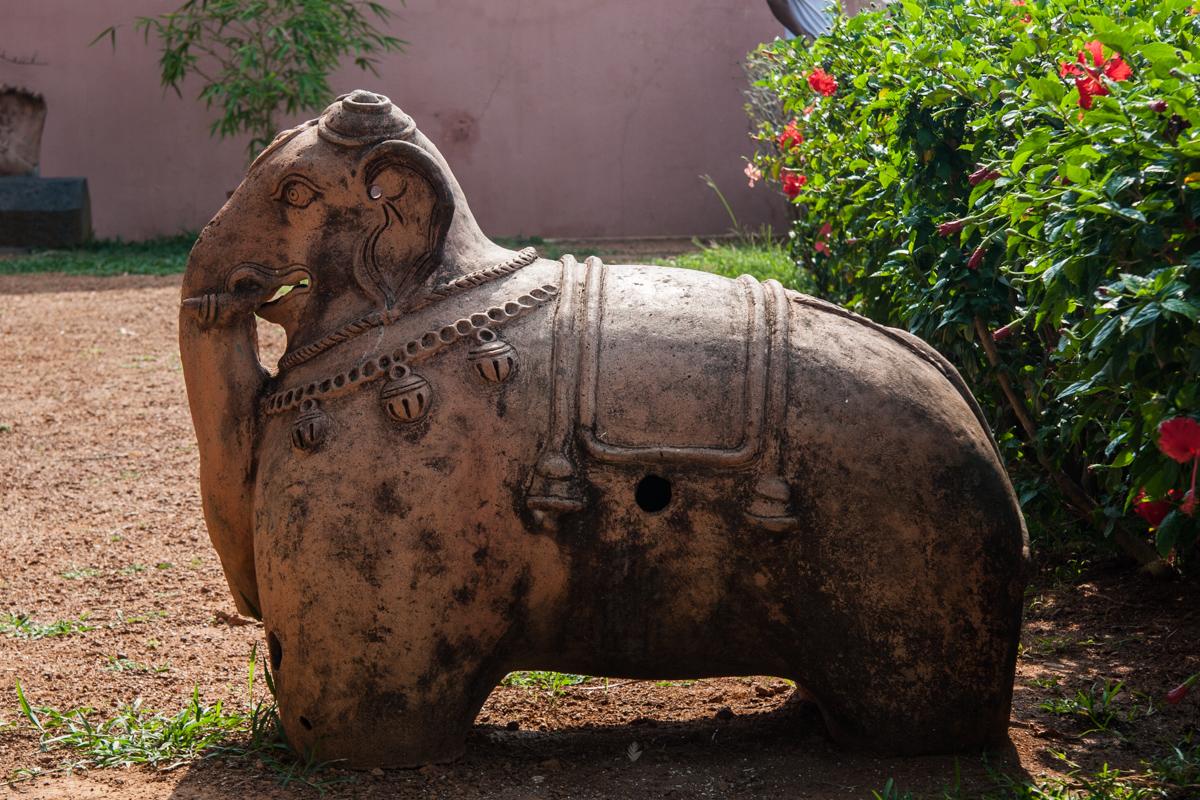 Guard Elephant