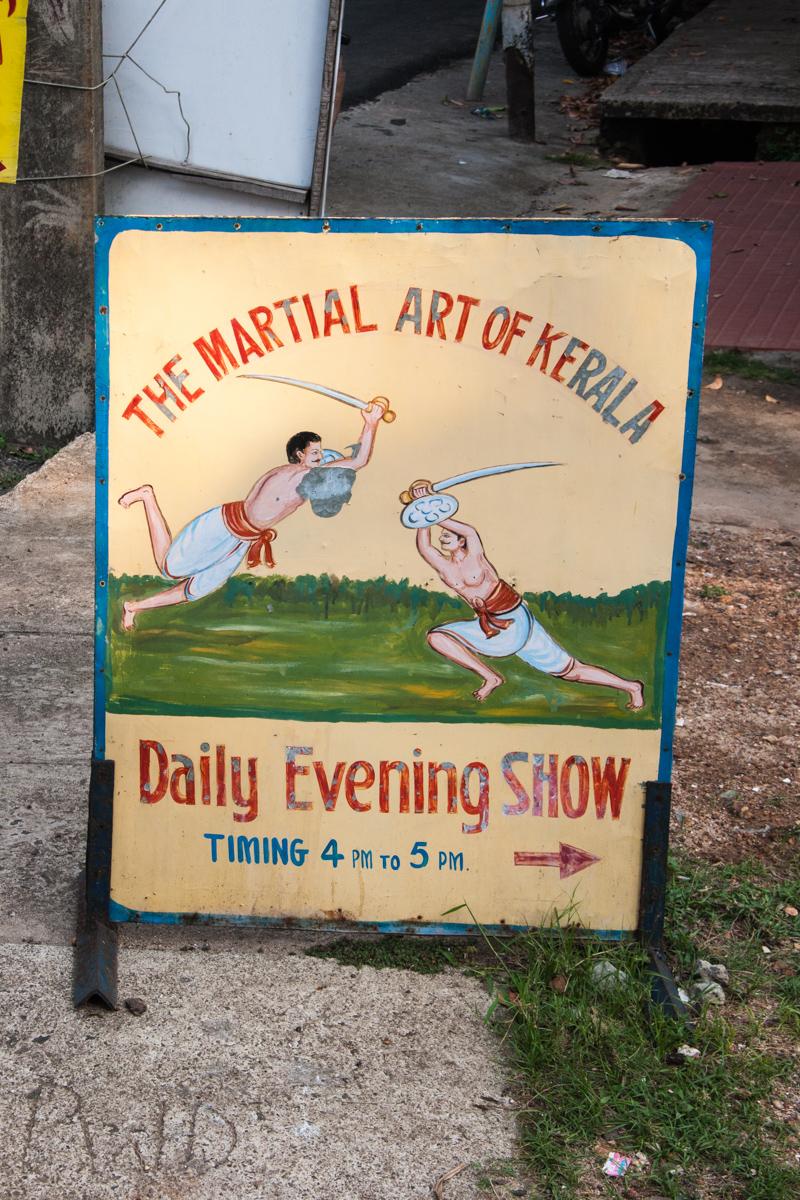Martial Art of Kerala