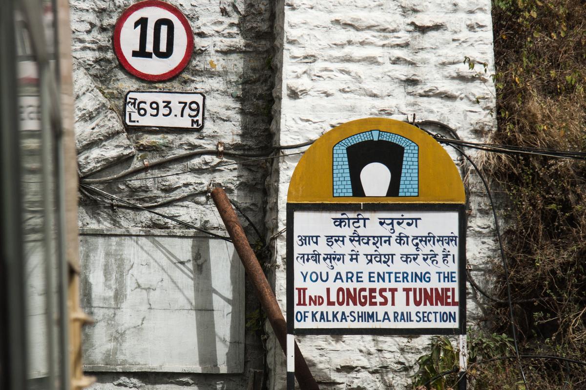 Tunnel # 10