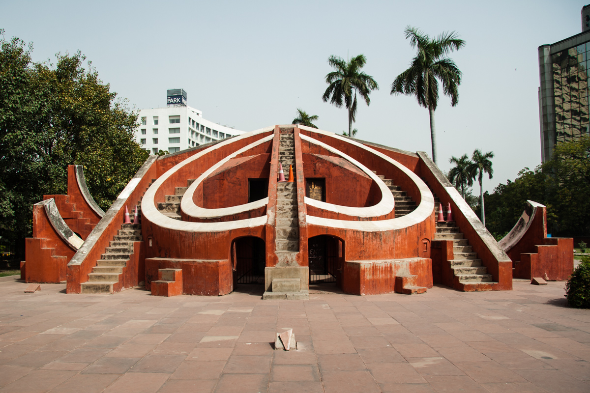 Misra Yantra from the Front