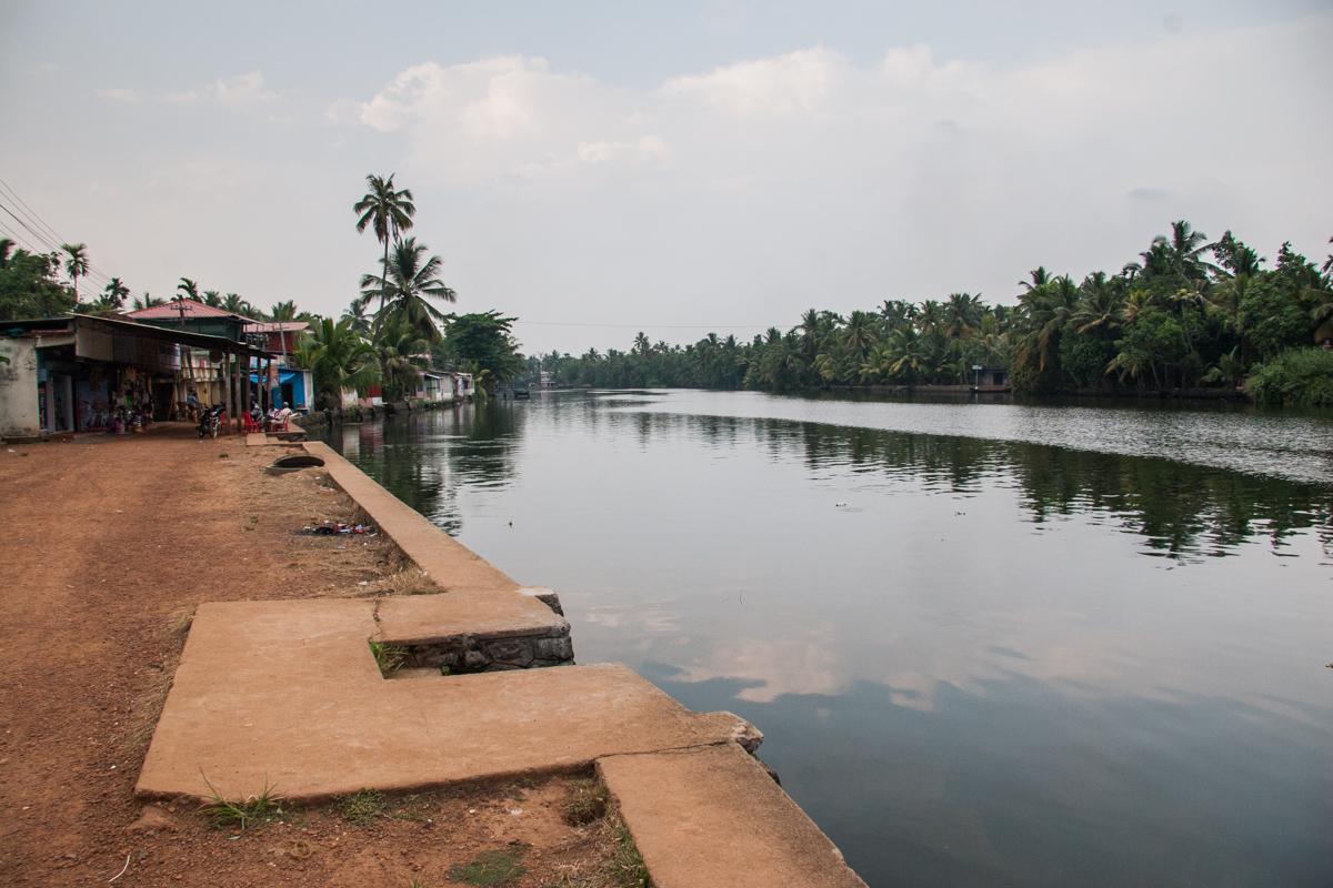 Champakulam Village
