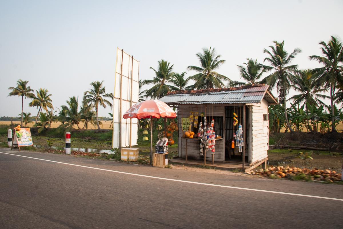 Roadside Shop