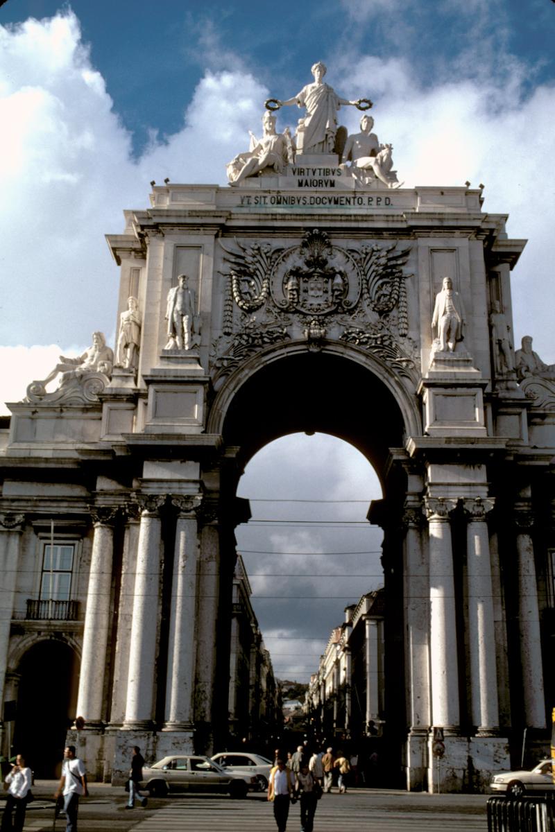 Arco de Victoria