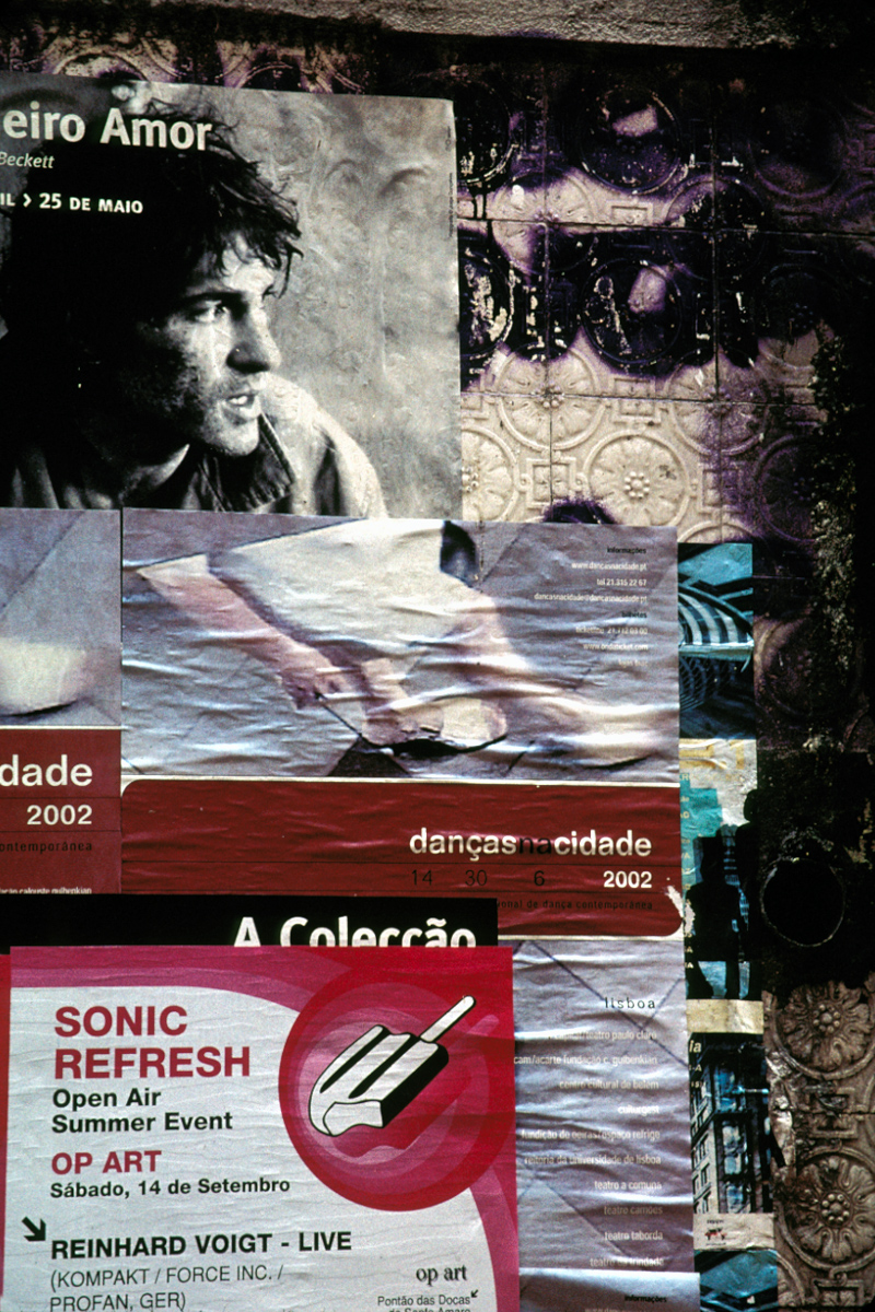 Lisbon Wall Collage 2