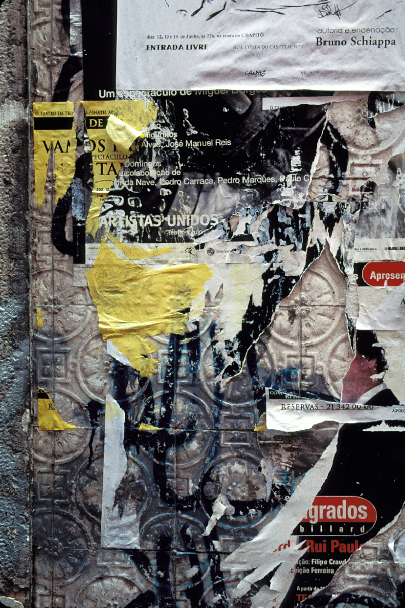 Lisbon Wall Collage 3
