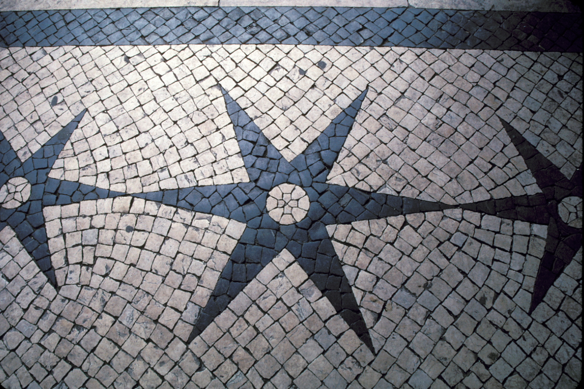 Star Paving Stones
