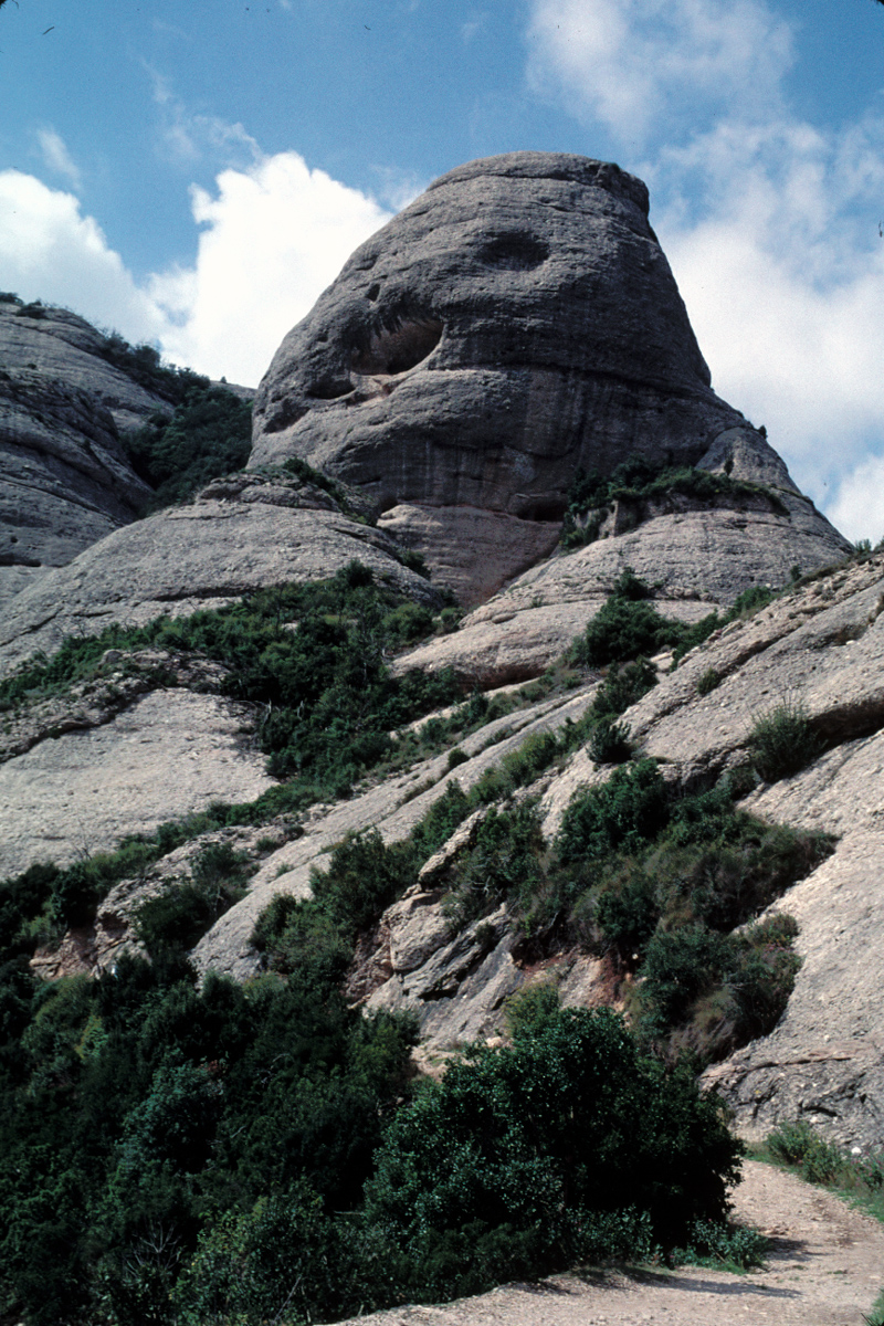 Montserrat Mountaintop