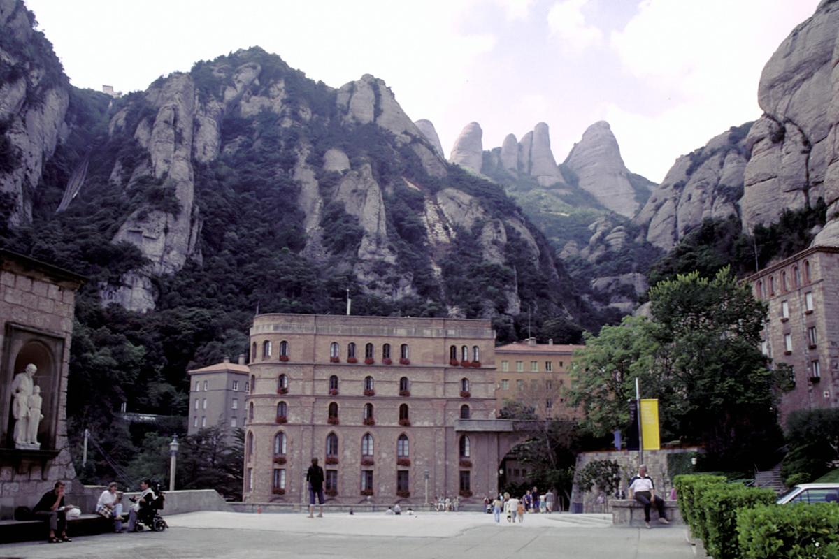 Placa de Santa Maria