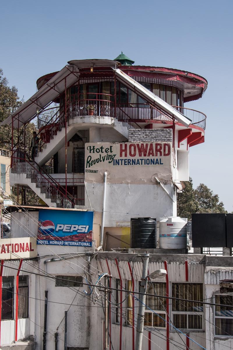 Hotel Revolving Howard