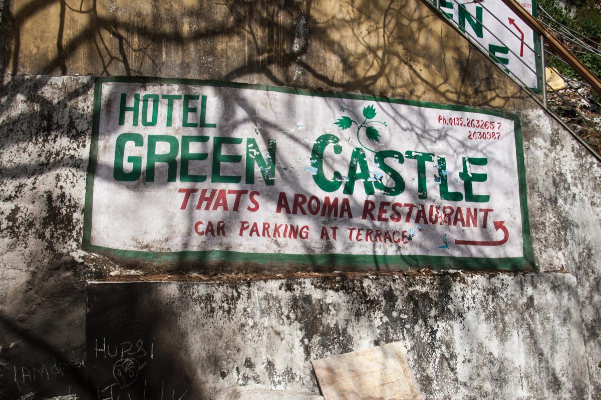 That's Aroma Restaurant