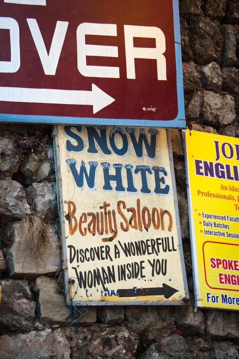 Snow White Beauty Saloon