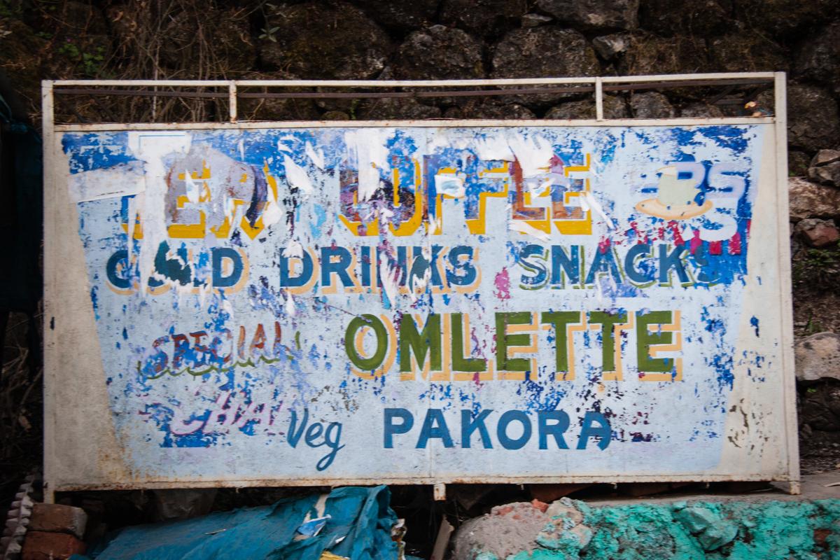 Cold Drinks, Snacks, Omlette