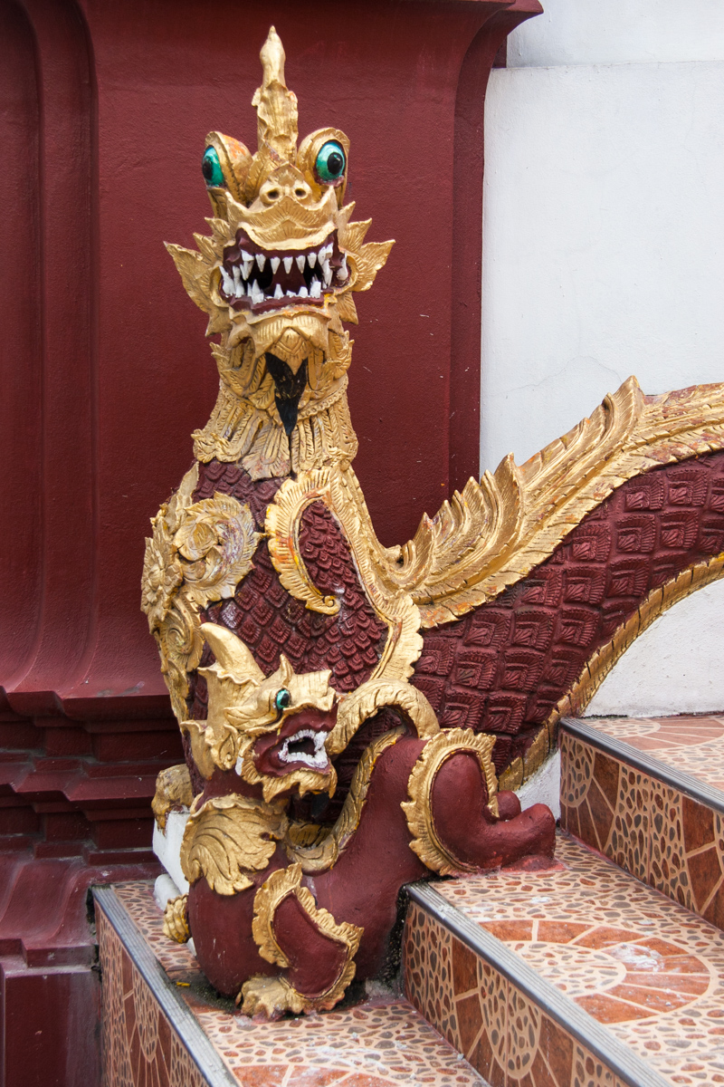 Fierce Mother Naga