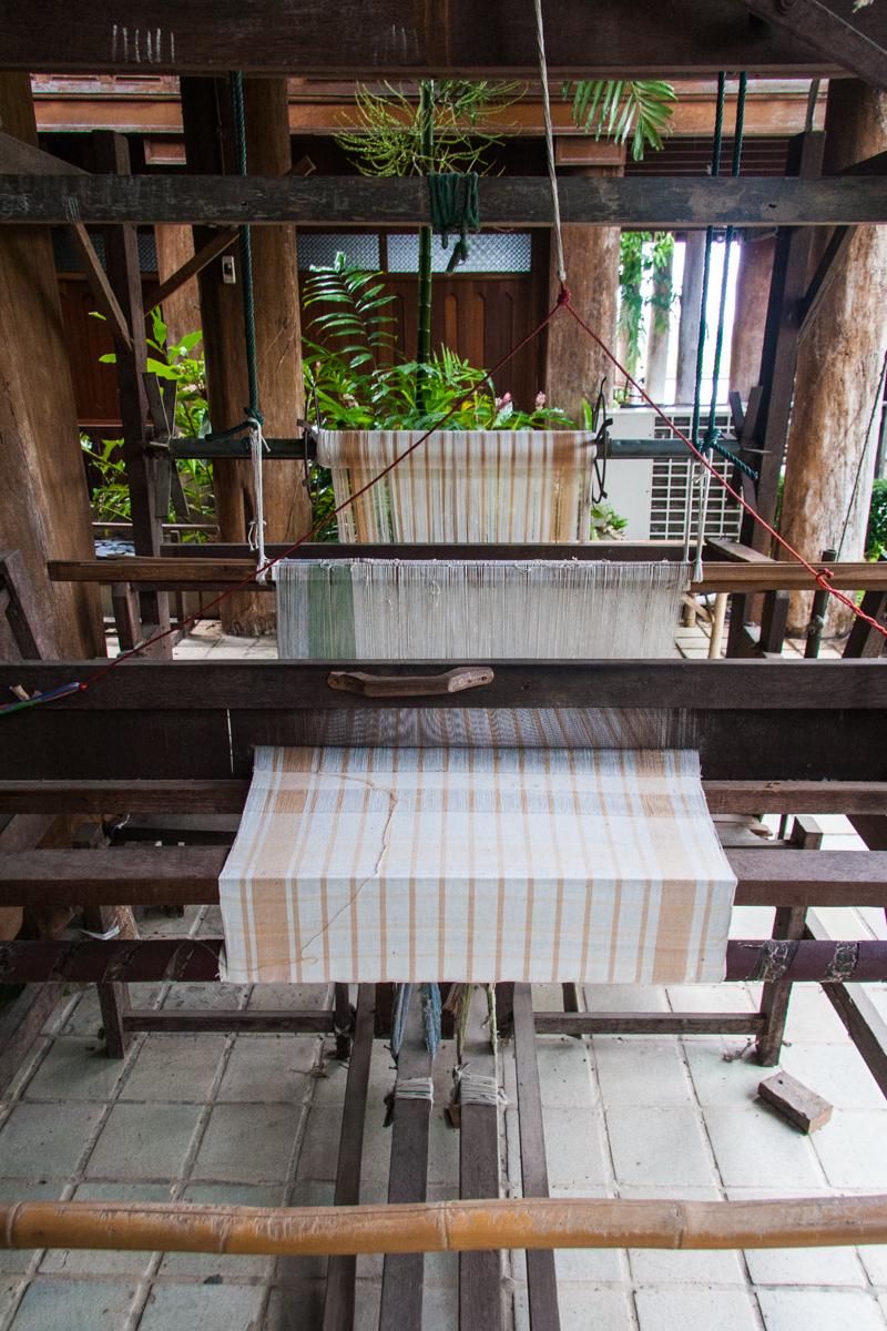 Handweaving Loom