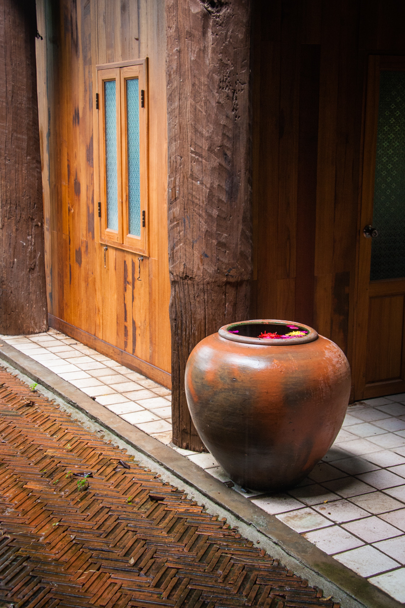 Wood and Water Bowl