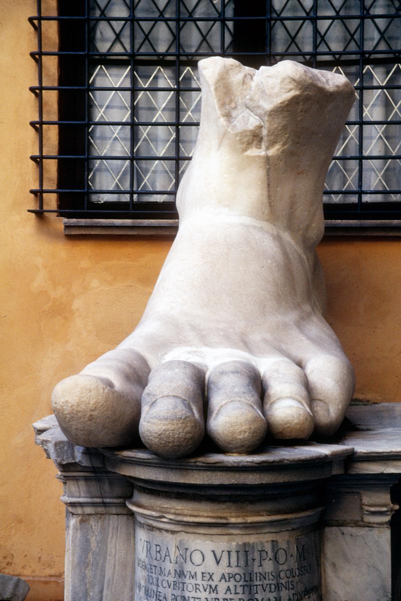 Foot of Constantine