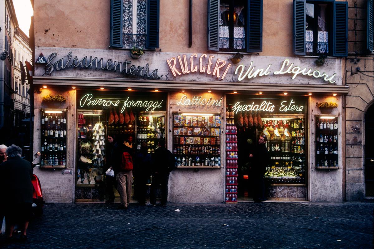 Ruggieri Storefront