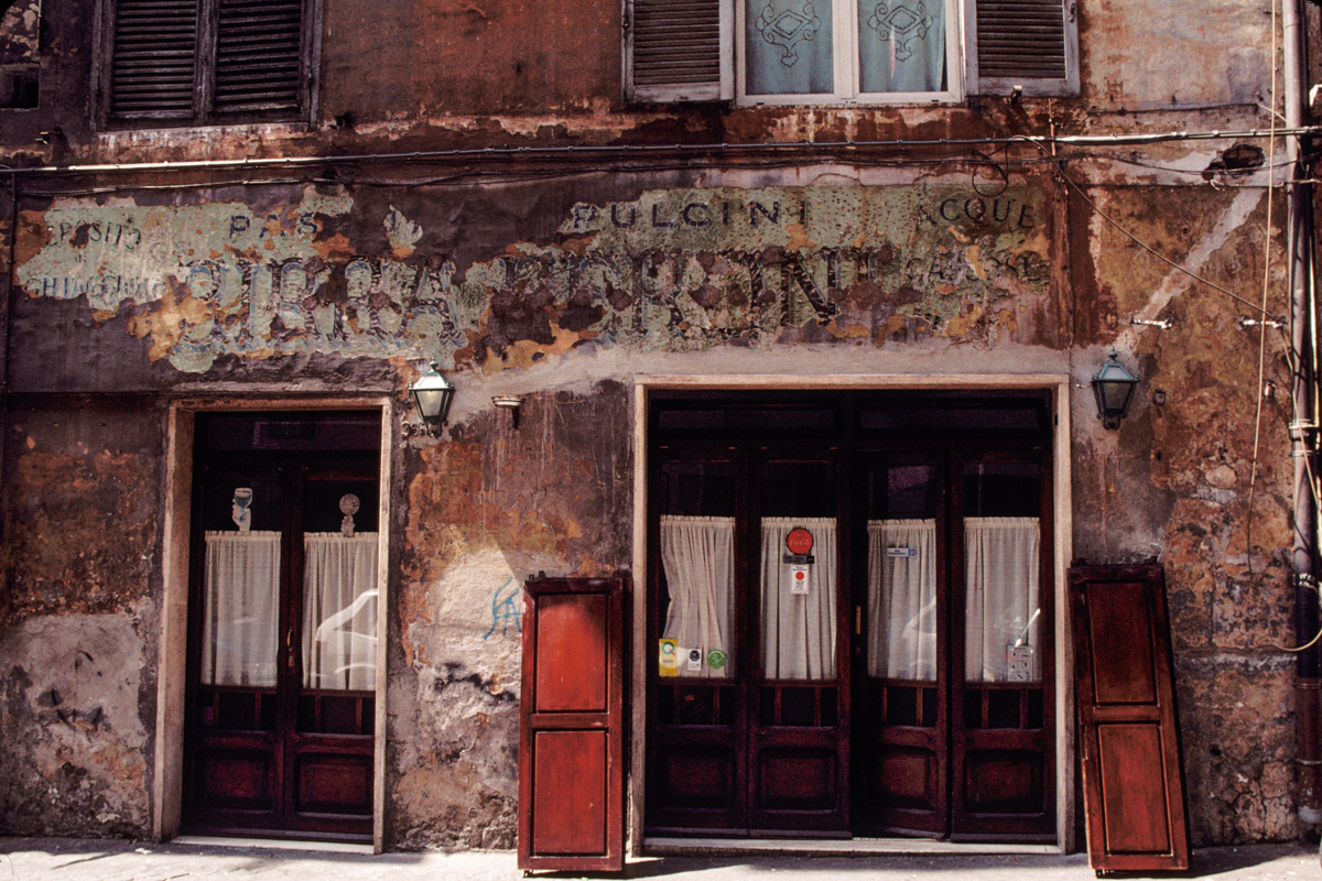 Storefront Shutters
