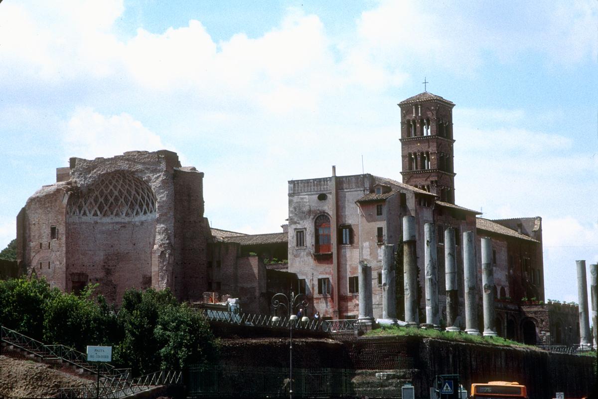 Roman Temple Ruins