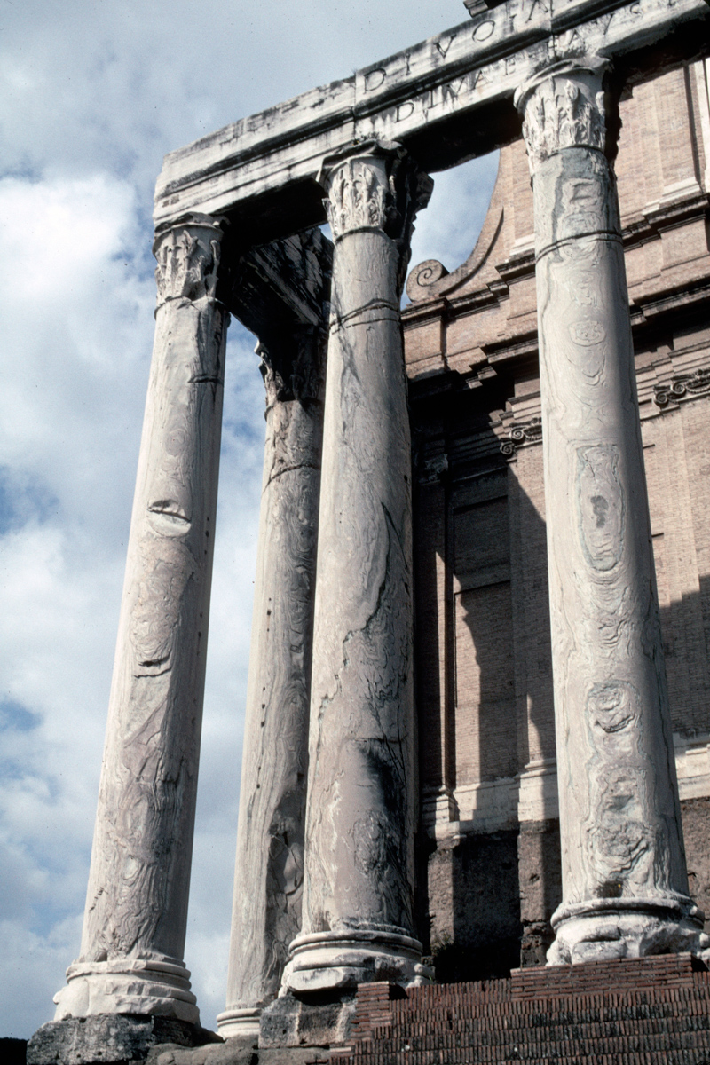 Weathered Columns