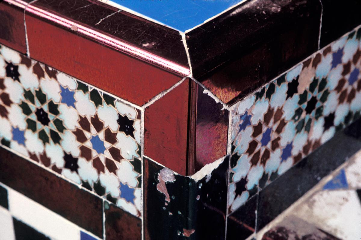 Tiled Corner