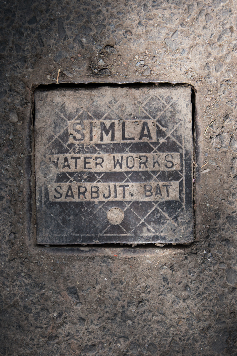 Simla Water Works