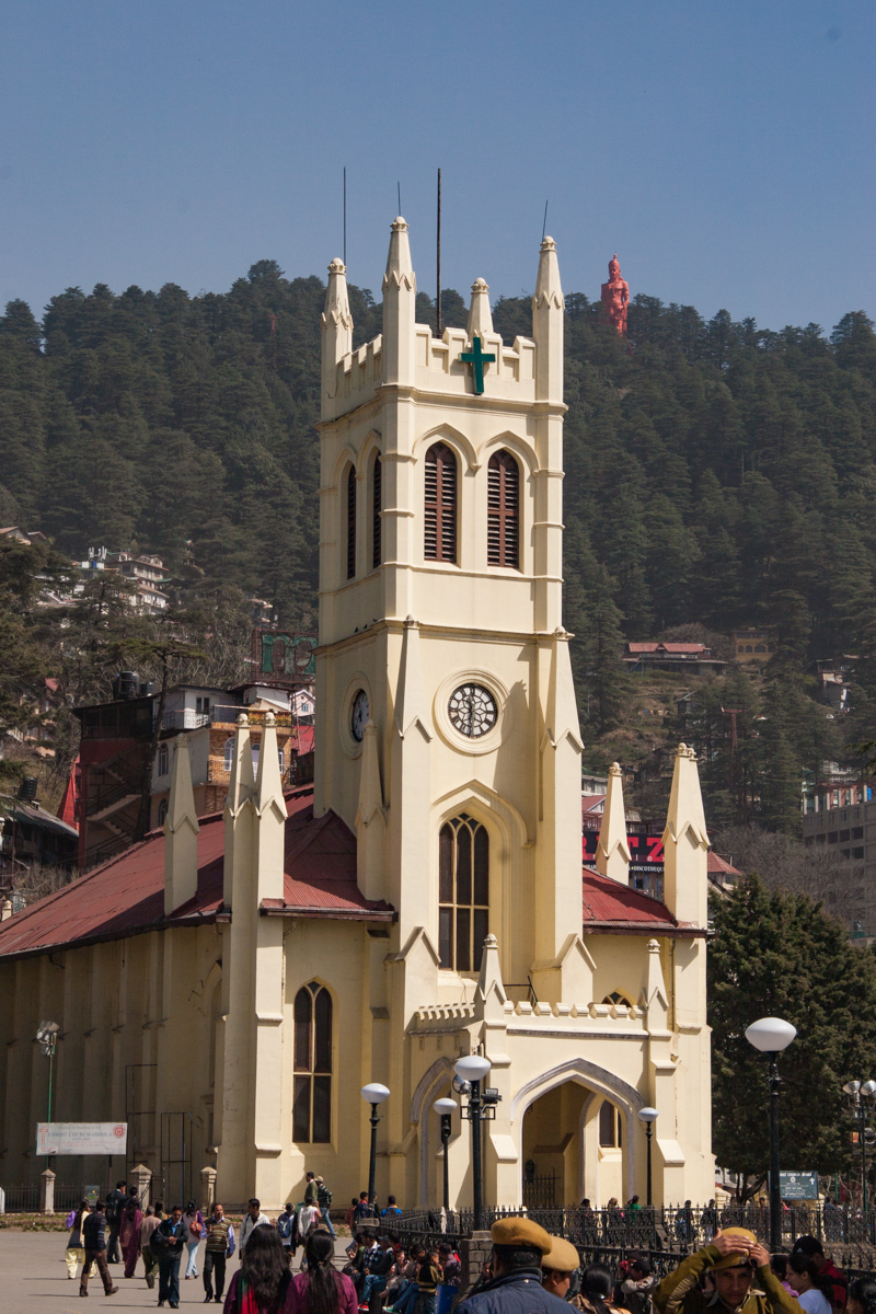 Christ Church by Day