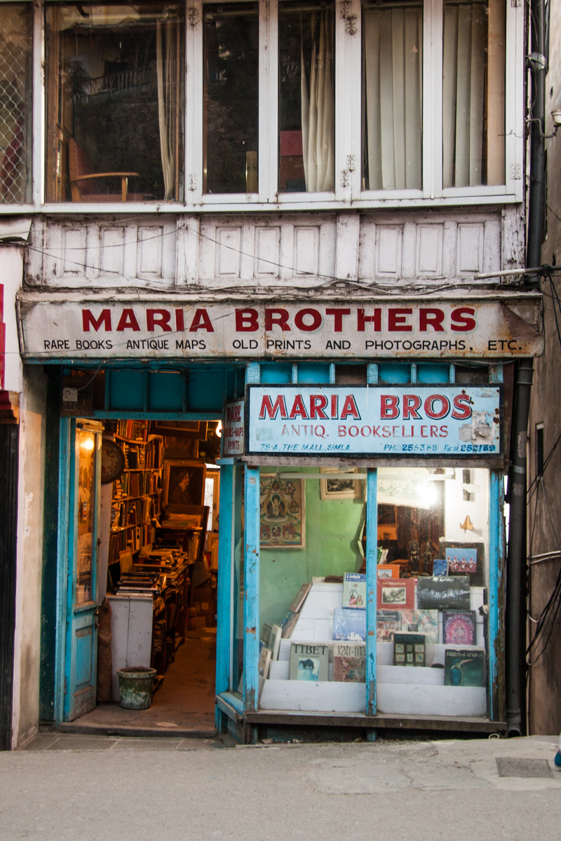 Maria Brothers Antiq. Booksellers