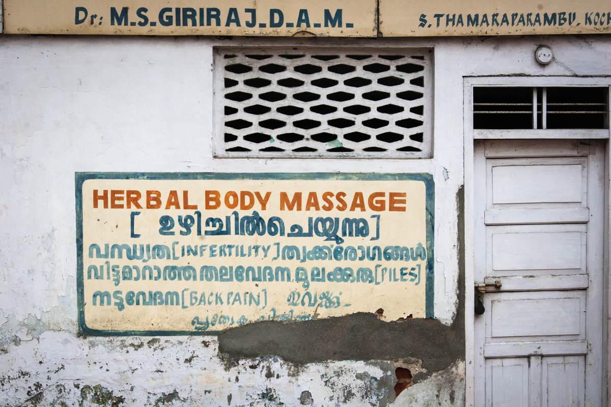 Herbal Body Massage