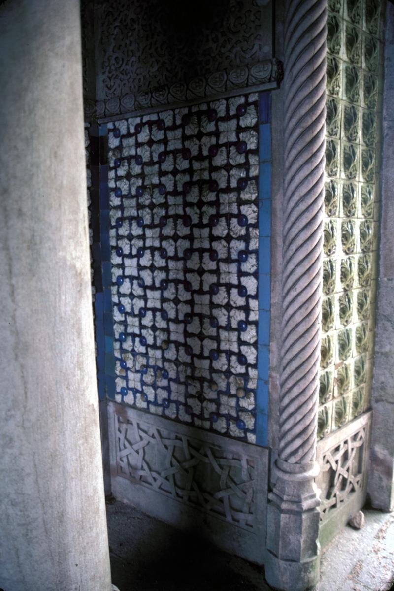 Tiled Nook
