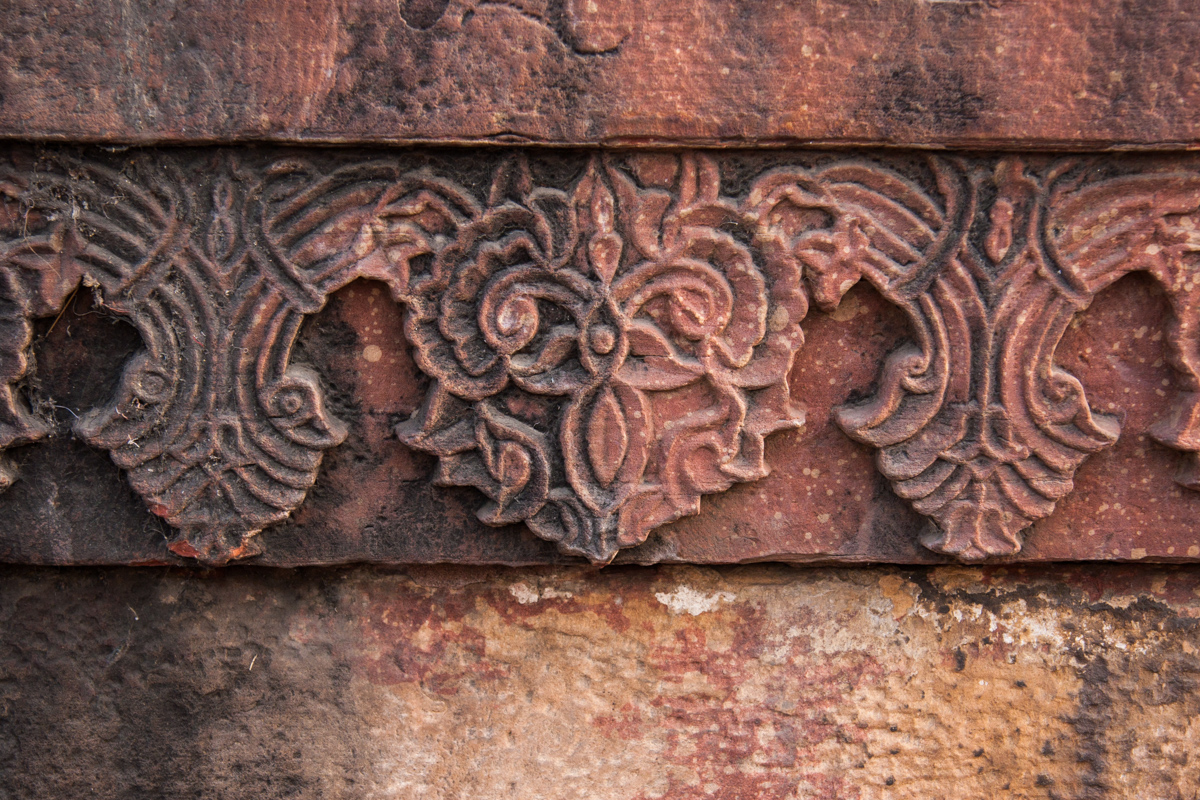 Sandstone Ornament