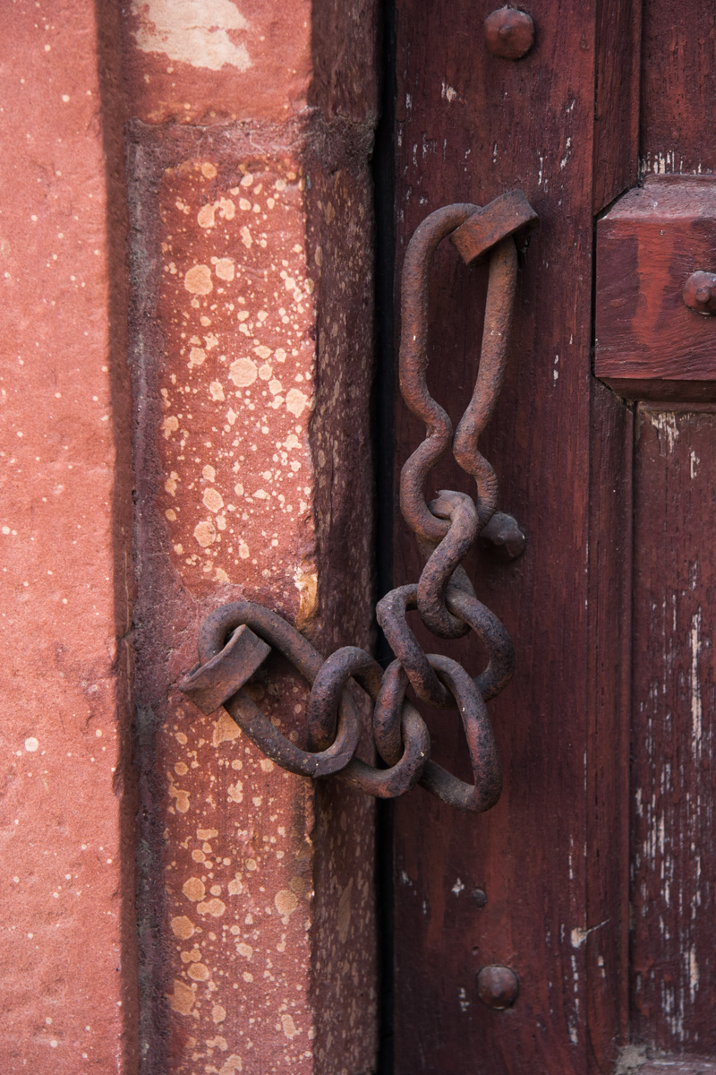 Chained Door