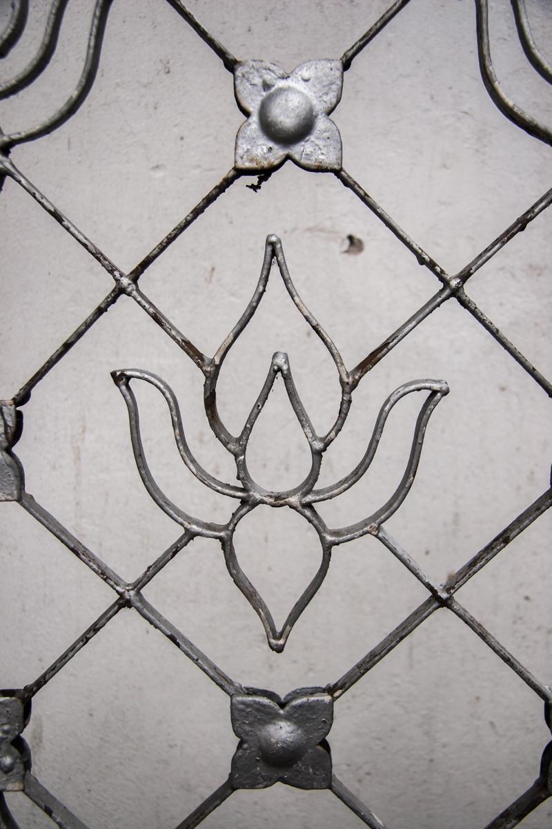 Lotus Fence
