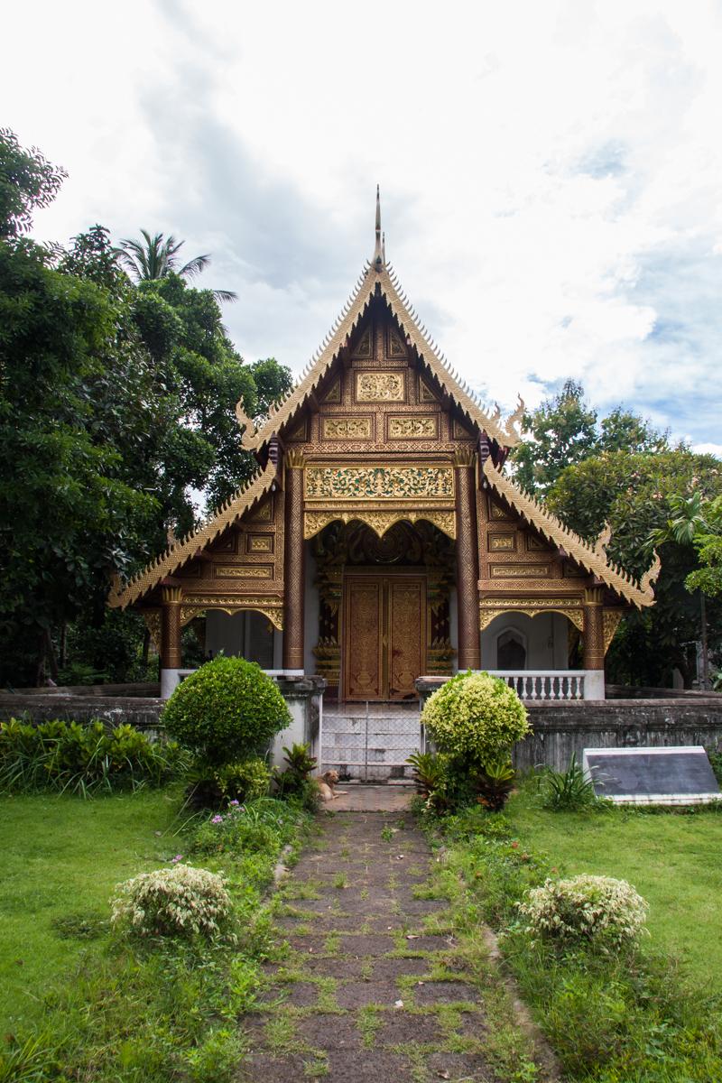 Quiet Temple