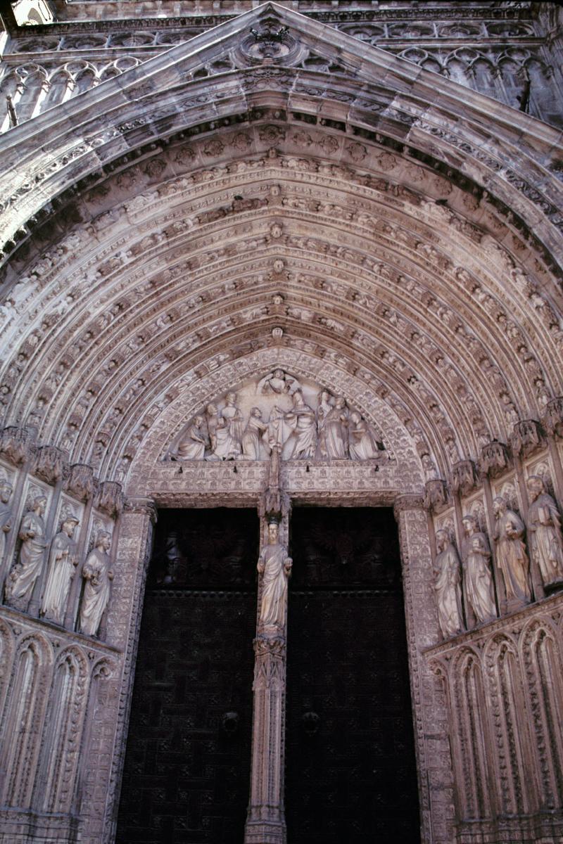 Ornate Arch