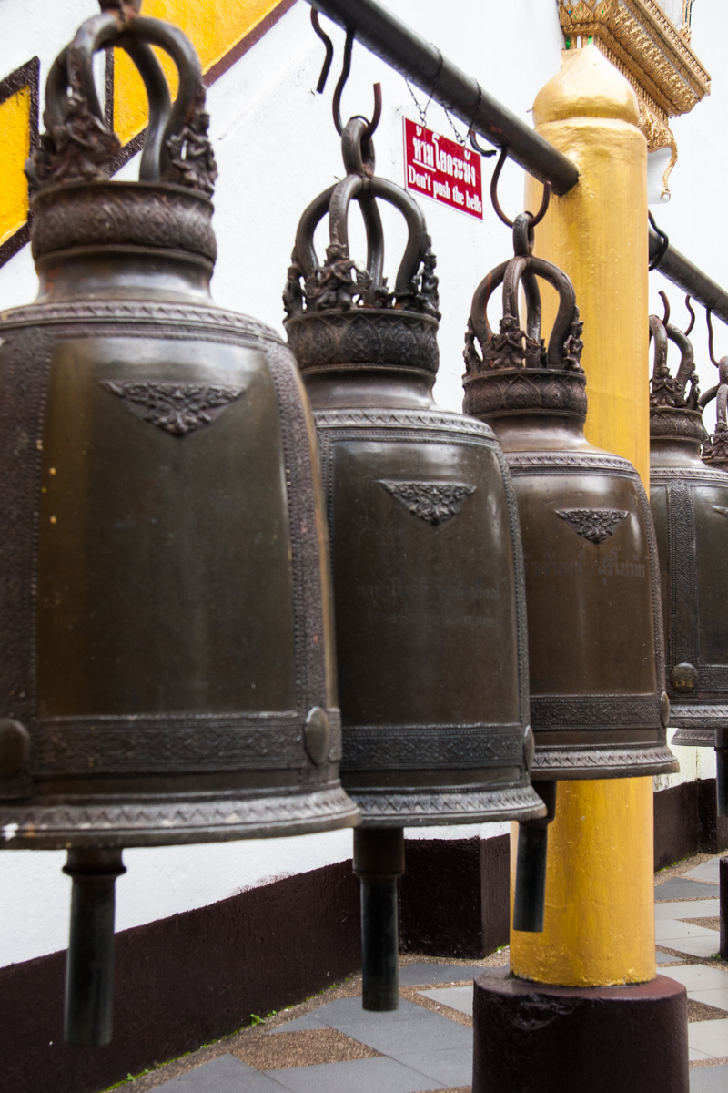 Row of Bells