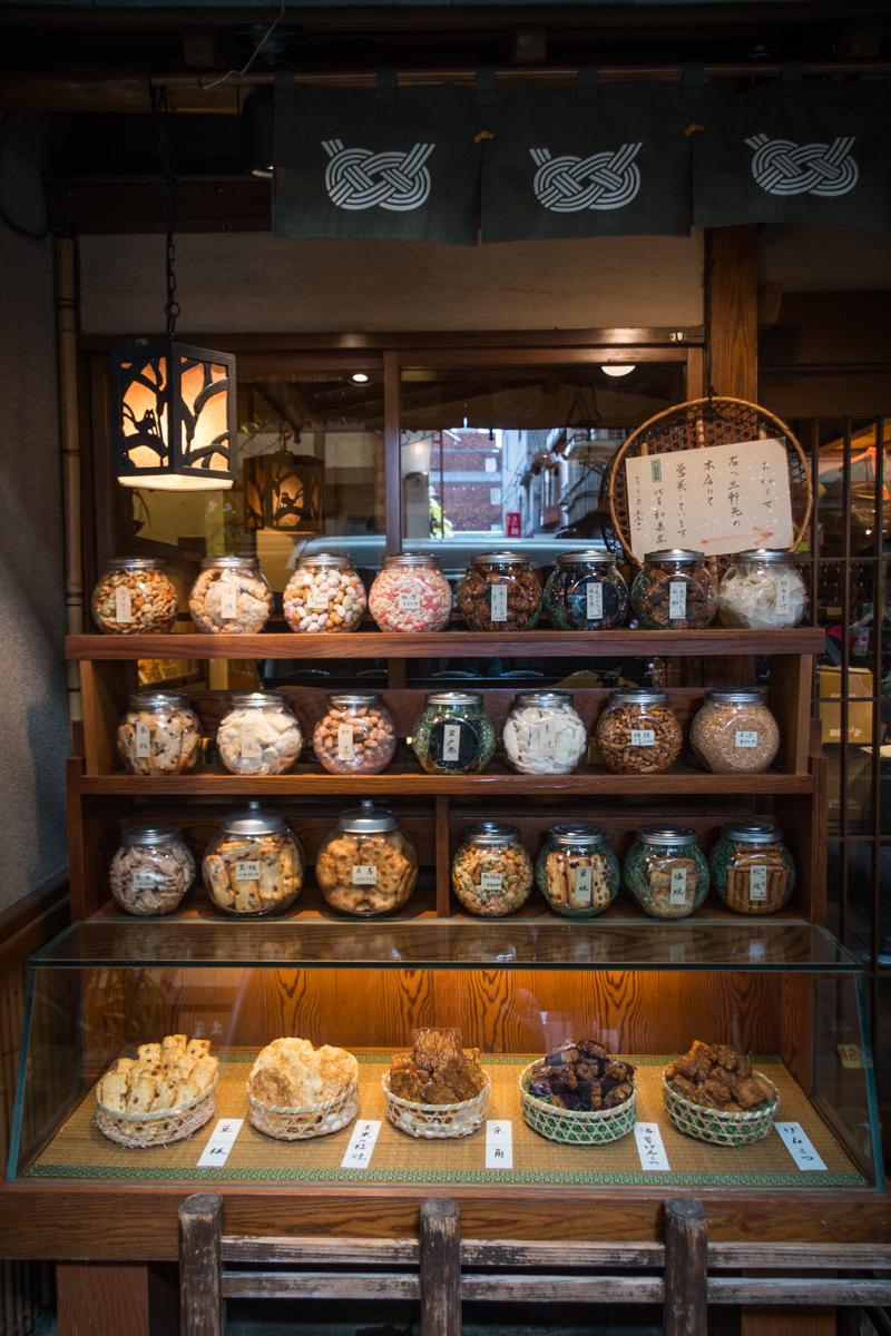 Sweet Shop Window