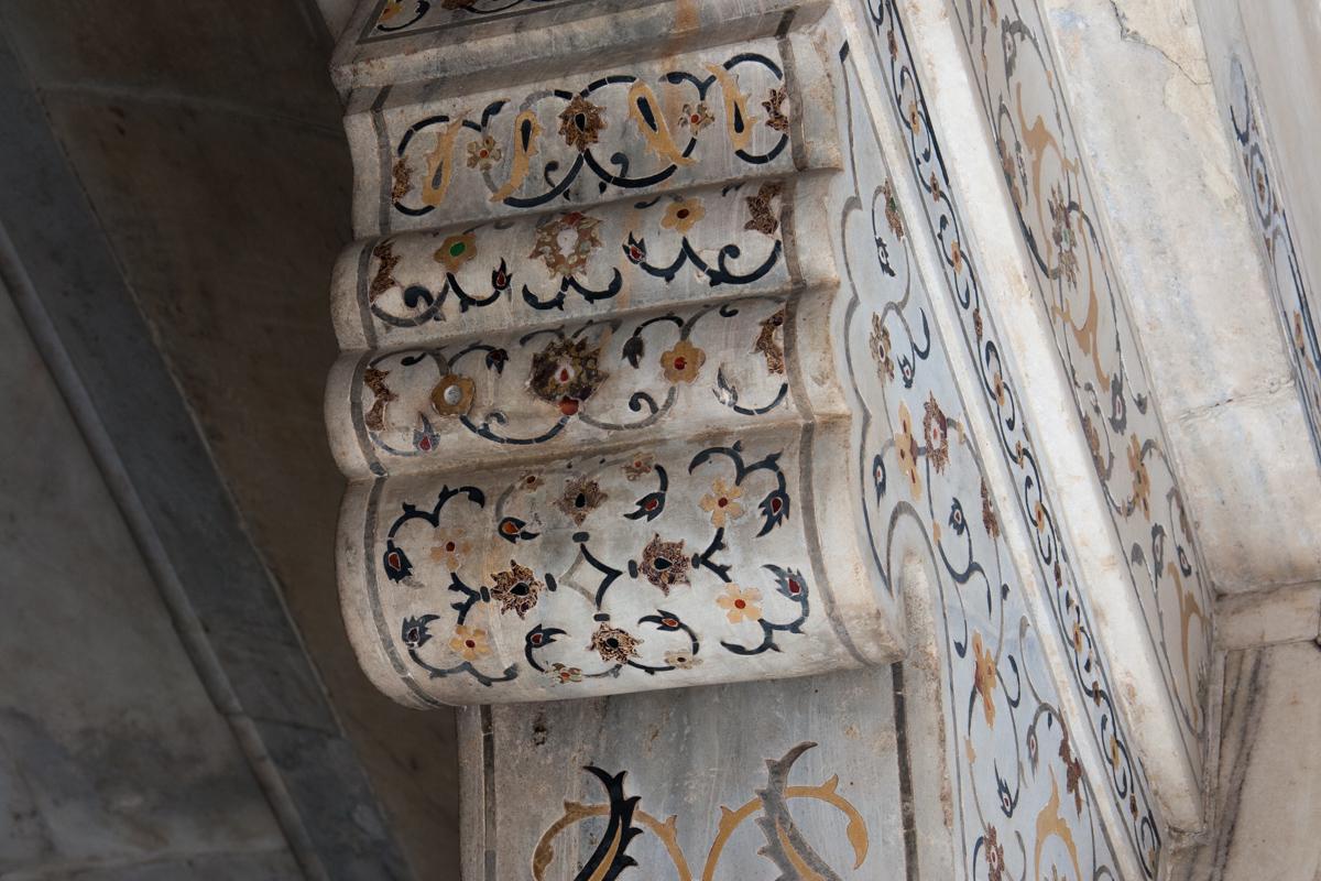 Column Header Detail