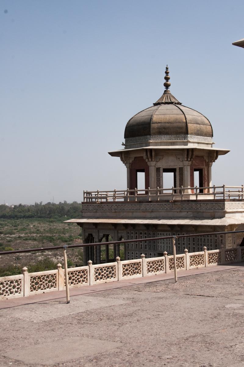 Eight-Pillared Chhatri