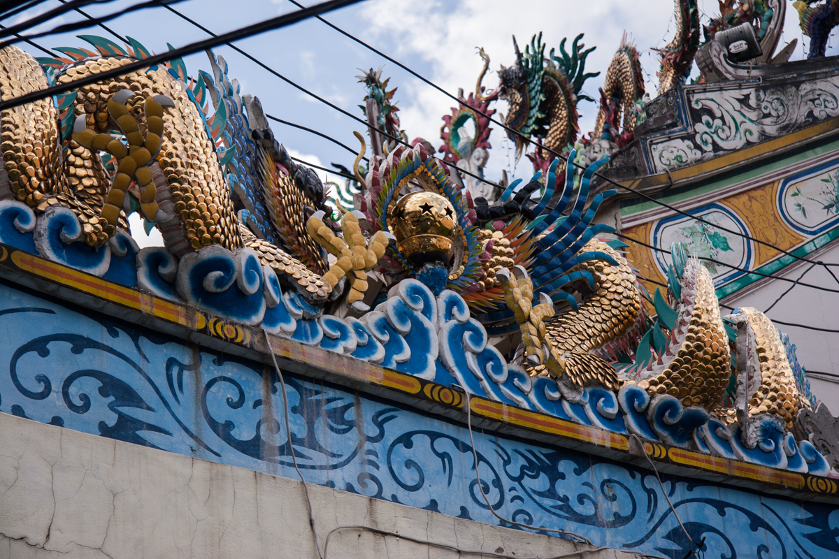 Dragons on the Roofline