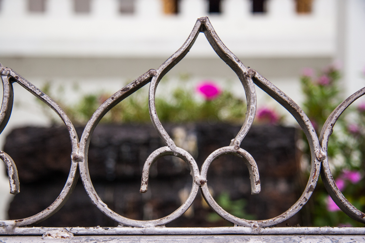 Fence Ornament