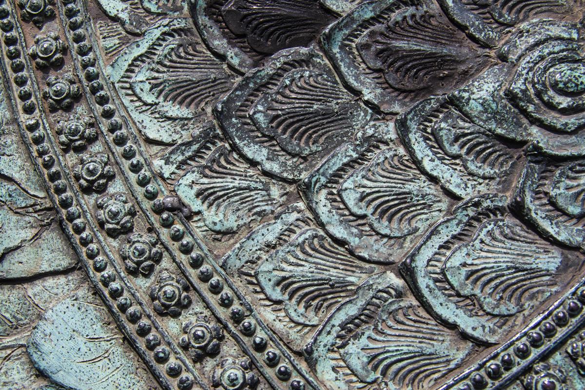Nok Tantima Feather Detail One