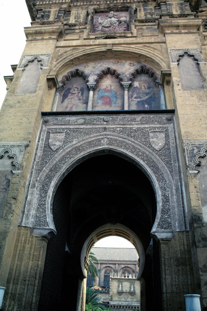 Mezquita Entrance
