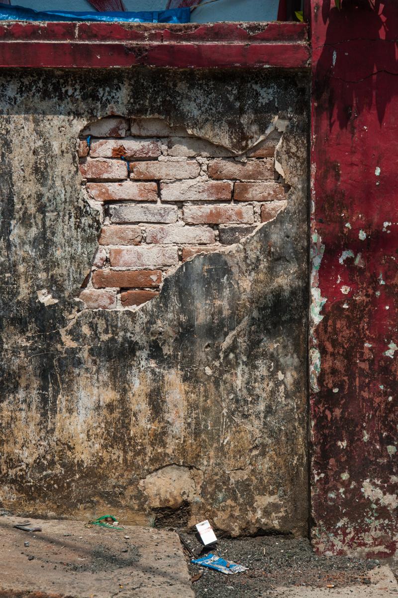 Bricks and Plaster