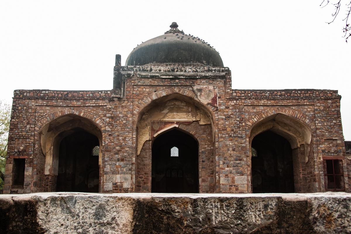 Asfarwala Mosque