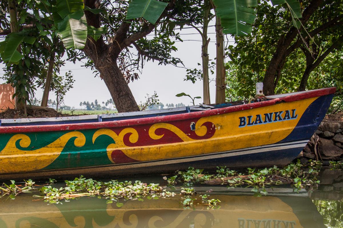 Blankal Boat