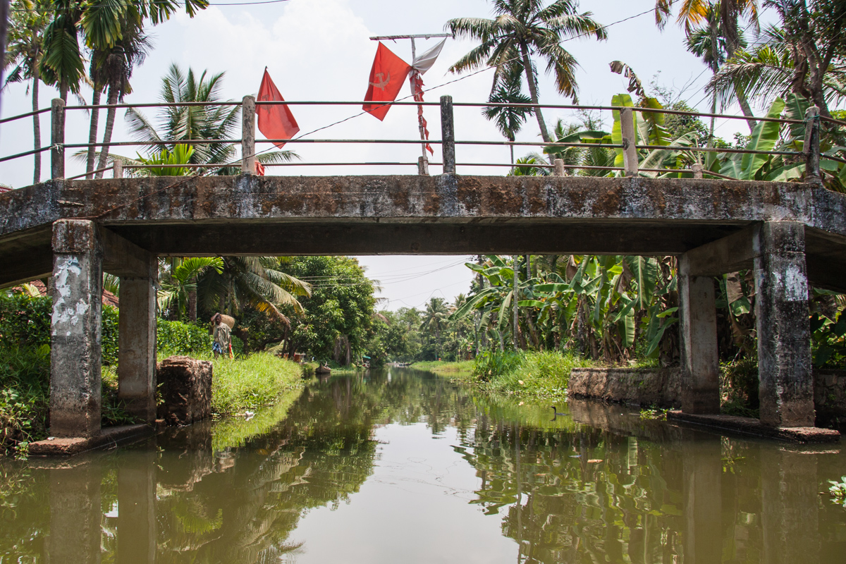 Bridge Over the Canal